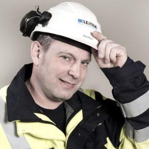 Jörg Rabe: Ansprechpartner für Schaltschrankbau und Montage