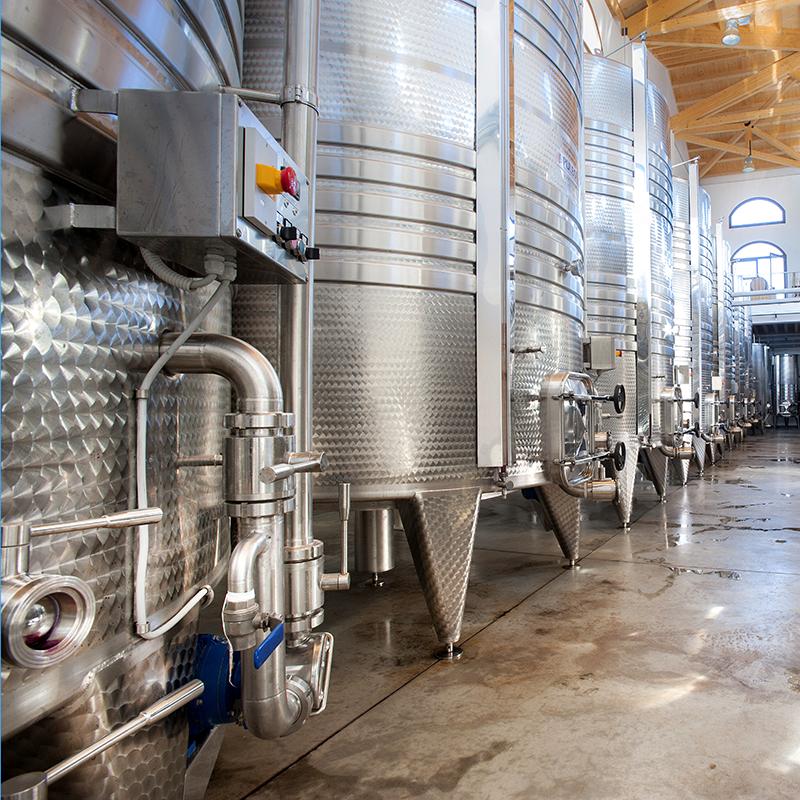 Automatisierung eines Destillationsprozesses
