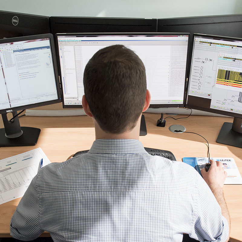 Softwarelösungen für die Automatisierung
